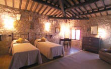 Le camere del bed and breakfast I Costanti - camera 2
